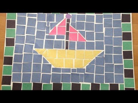 Make Fun Childrens Mosaics - DIY Crafts - Guidecentral