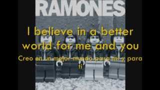 Eddie Vedder & Zeke - I Believe In Miracles - Letras en español e inglés