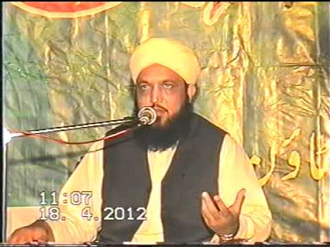 phalia mehfil April part 2(zeeshan azhar bhati Naat & Byan of Gulam ...