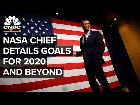 NASA Chief Jim Bridenstine delivers 'State of NASA' address – 2/10/2020