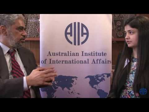 Interview with Dr C  Raja Mohan