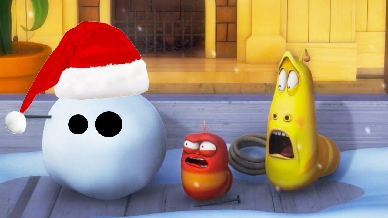 LARVA - CHRISTMAS CHAOS - CHRISTMAS SPECIAL | Cartoons For Children | LARVA Official