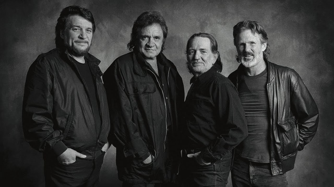 The Highwaymen - Always On My Mind (American Outlaws: Live at Nassau Coliseum, 1990)