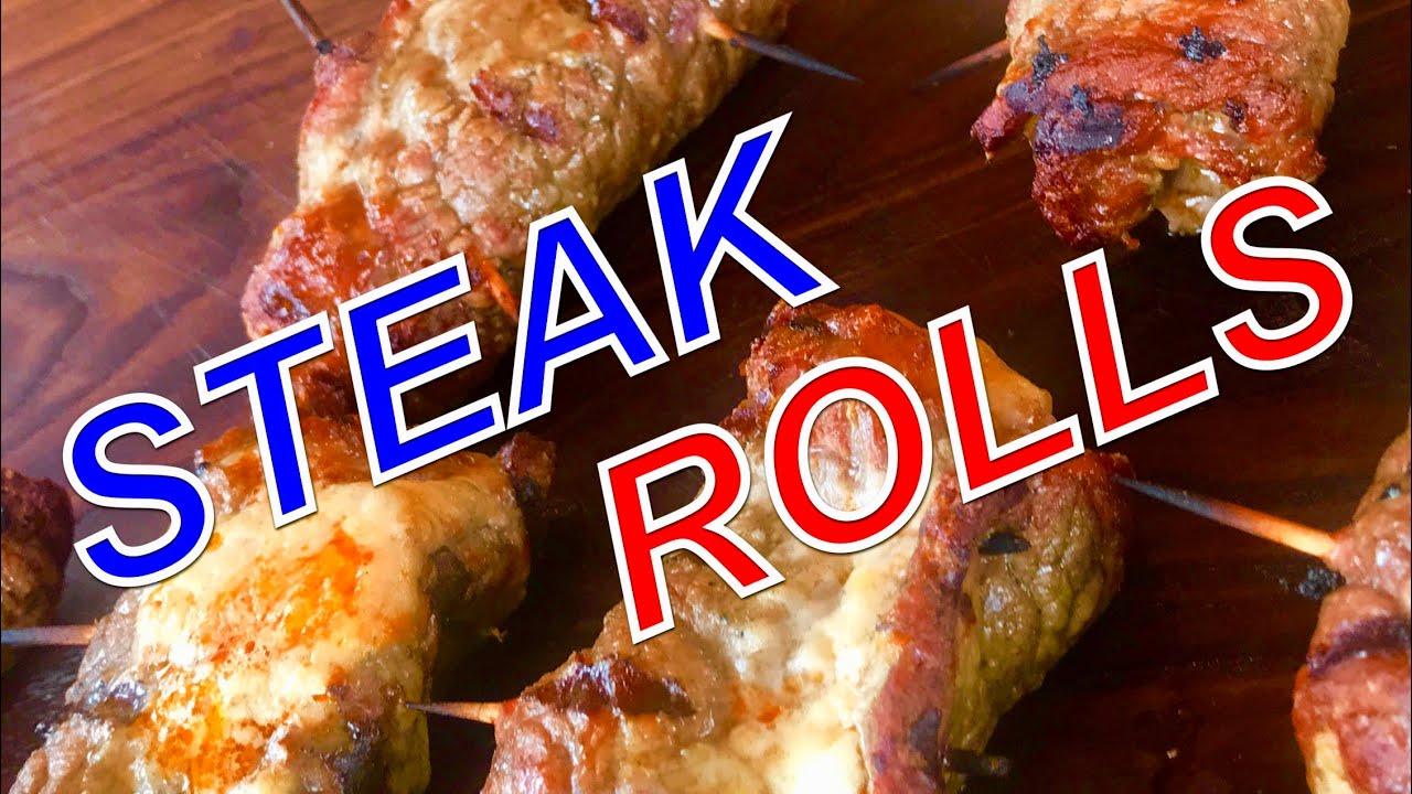 Pulled Pork Gasgrill Klaus Grillt : Grillrouladen aus roastbeef klaus grillt youtube