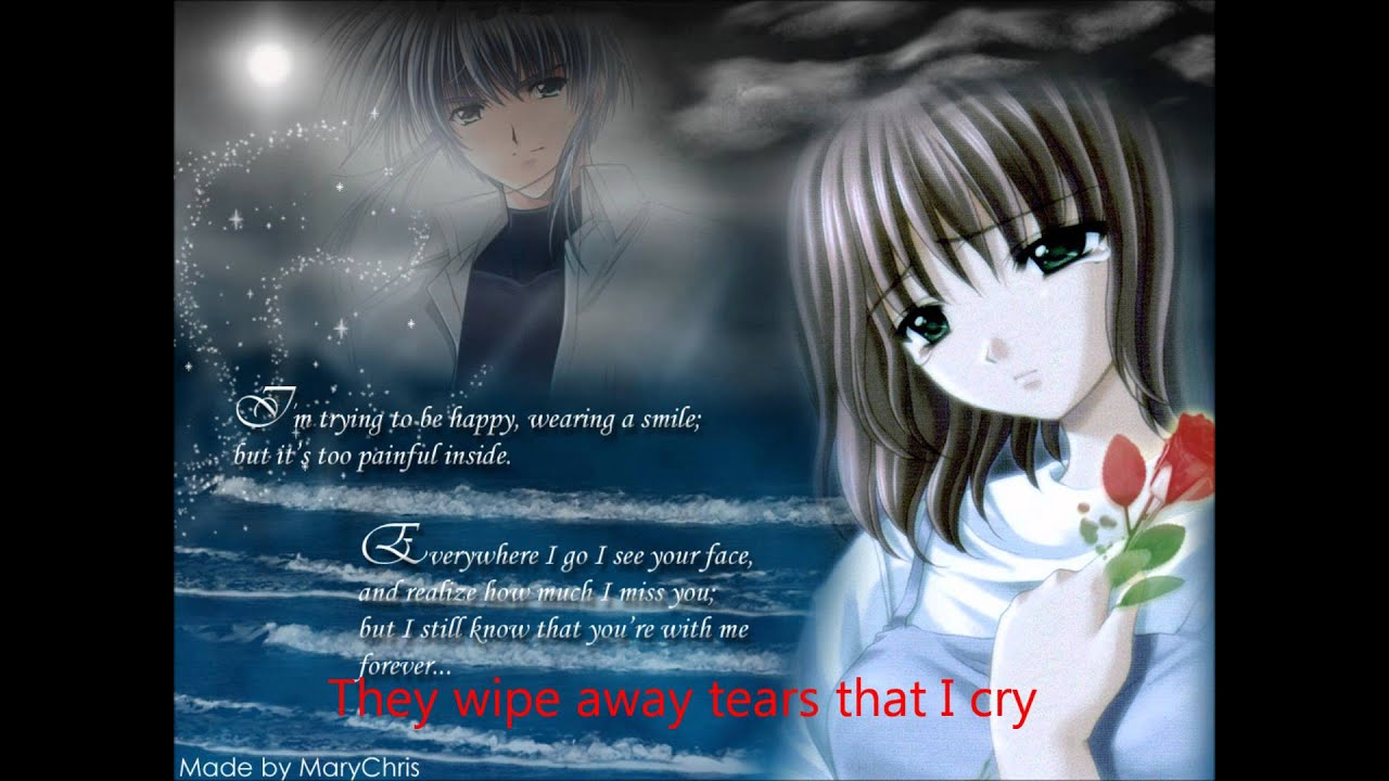 Anime Quotes About Friendship I Still Hear Your Voice When You Sleep Next To Me  Youtube