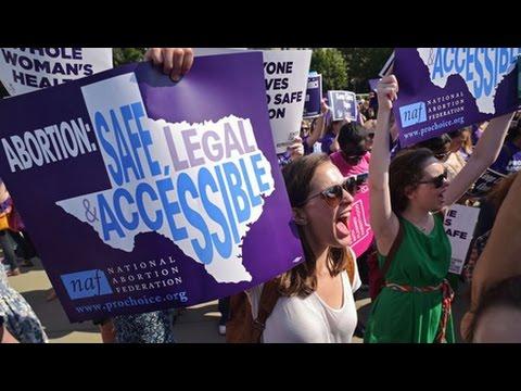Supreme Court Strikes Down Texas's Repressive Anti-Abortion Bill