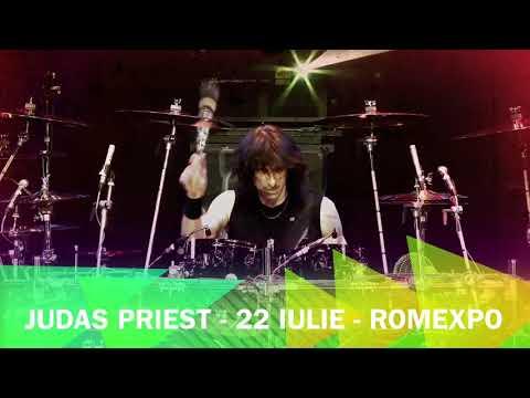Judas Priest canta la Bucuresti pe 22...