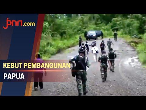 Ma'ruf Amin: Jangan Sampai Mangkrak, Pembangunan Papua Harus Dikebut
