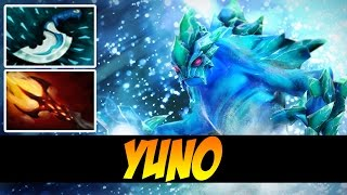 Yuno 8600MMR Plays Morphling WITH DAGON AND BLINK - Dota 2