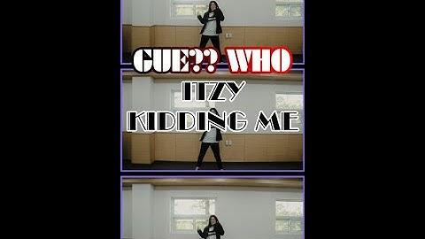 [DANCE TRACK LIST] ITZY(있지) - KIDDING ME | IAM DANCE ITZY mini album 'GUESS WHO' 두번째 트랙