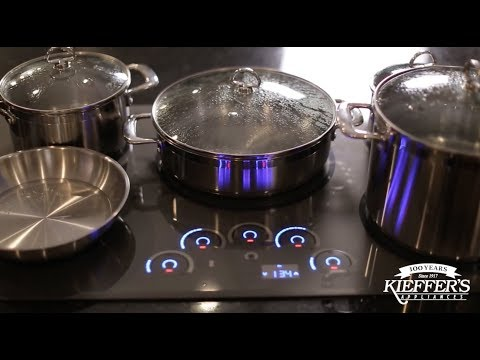 Monogram Induction Cooktop