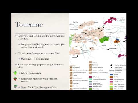 wine article Winecast Loire Valley Part III