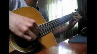 yêu một người phải chăng lầm lỗi guitar cover
