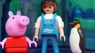 Wycieczka Peppy - Świnka Peppa & Playmobil - bajka po polsku