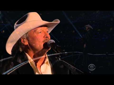 "Alan Jackson ~ ""Where Were You"" (When The World Stopped Turning)"