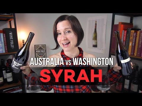 Syrah Wine 101: Australia Vs Washington!