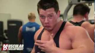 Caleb Weatherington Bodybuilder Teaser Clip for Muscular Development