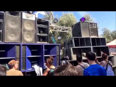 Dragon Festival Teknival - 17.26/03/2017 - Spain