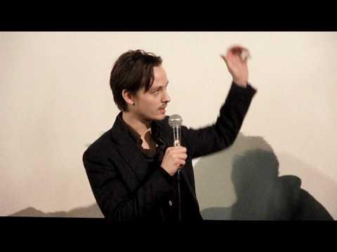 Tom Schilling über seine Rolle als der junge Hitler in MEIN KAMPF - Diagonale 2010