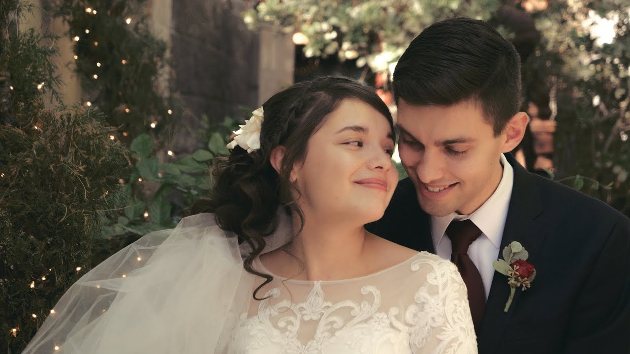 Anna & Isaac | Wedding at The Wright House in Mesa, AZ.