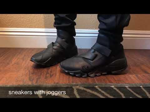 6520ef44d7177 Sneaker Unboxing  Y-3 Qasa Floral Hi (On Foot) by Fashion Forward Jordan