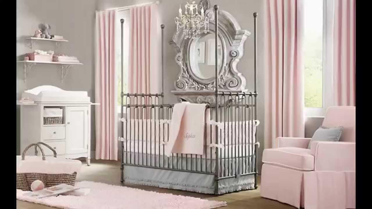 baby girl room ideas - YouTube on Room Girl  id=19940