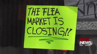 Business owner closes Olympia Flea Market, says city's homeless people drove her away