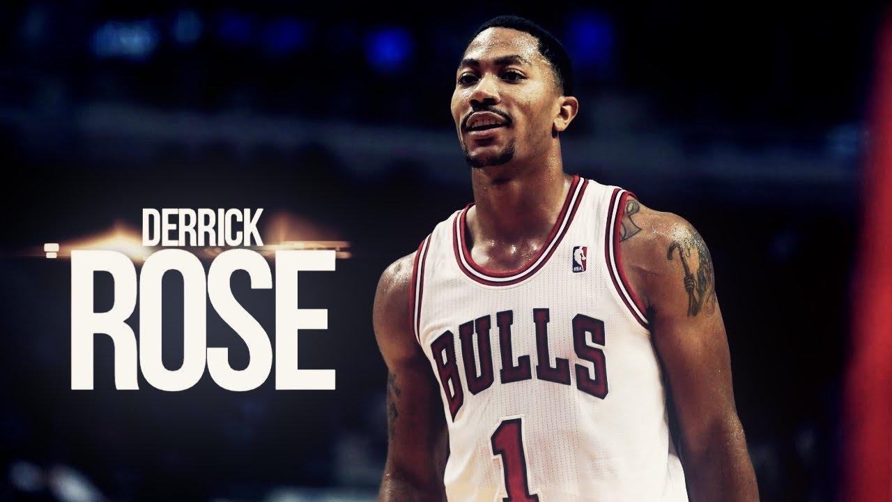 Tribute to Derrick Rose - Goodbye - YouTube
