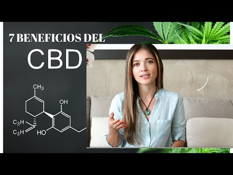 7 BENEFICIOS DEL ACEITE DE CBD