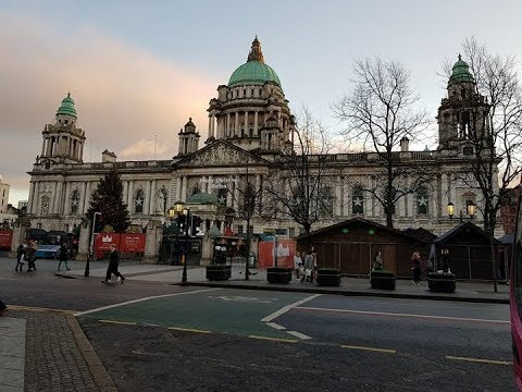 Travel : Belfast, Northern Ireland and House of Greyjoy (Game of thrones)