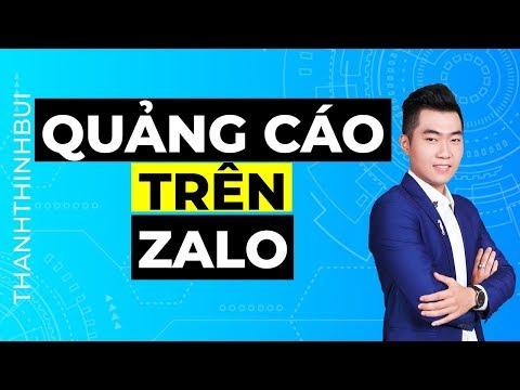 Hướng dẫn chạy quảng cáo Zalo Ads hiệu quả chi tiết nhất