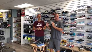 Village Runner Weekly Running Tips | Mike & Darren's Fave Trainers