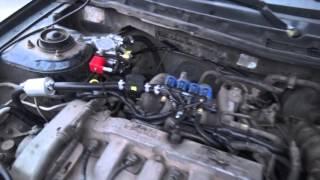 Mazda 626 - обзор ГБО Stag. Газ на Мазда 626