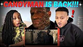 """Candyman"" Official Trailer REACTION!!!"