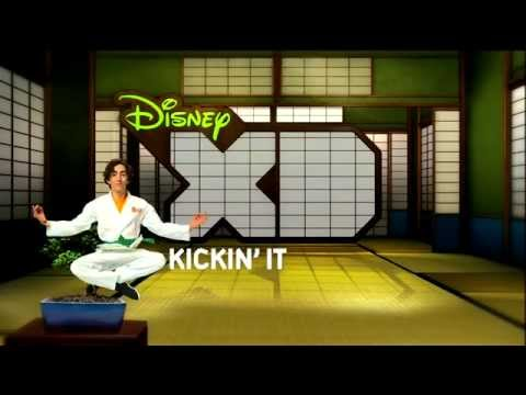Kickin' It Disney XD Bumpers
