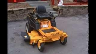 50 cub cadet rzt 50 zero turn lawn mower with 22 hp engine