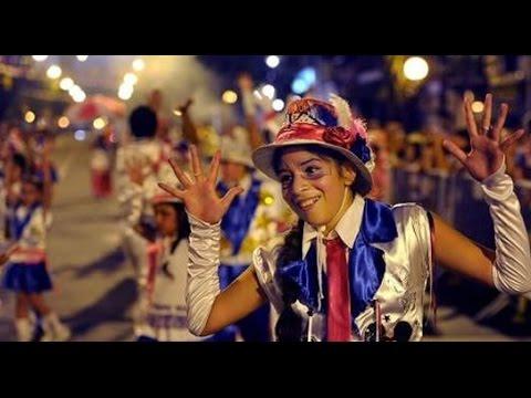 Carnaval en Rosario 2015 | Santa Fe | Argentina  Comparsas murgas | Salida