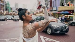 Thaipusam spray paint threat spawns 'painted goddesses'