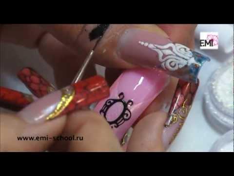 Каталог дизайна ногтей