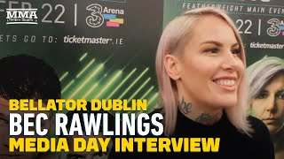 Bec Rawlings: 'I'm Fighting Because I Want to Fight, Not Because I Need the Money' - MMA Fighting