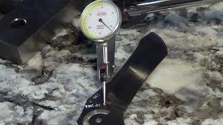 Knifemaking Tuesdays Week 78 - Straighten blades
