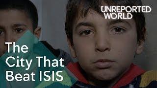 Fighting back against ISIS in Kobani | Unreported World