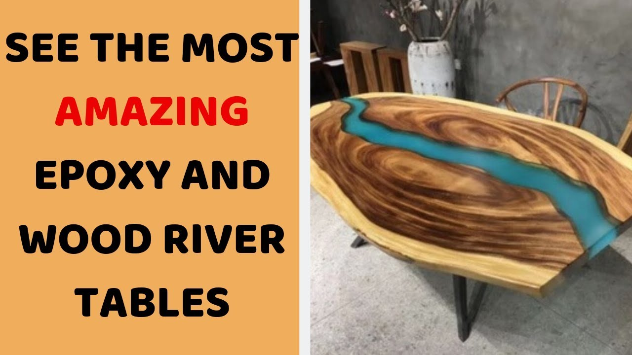 5 Best Woodworking Diy Projects And Products Epoxy Resin