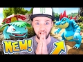 Omg *new* Pokemon!!! Can We Catch Them? - (pokemon 3d #4) video