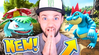OMG *NEW* POKEMON!!! CAN WE CATCH THEM? - (Pokemon 3D #4)