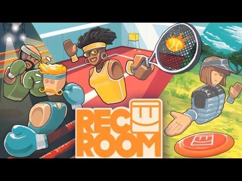 Live Stream Rec Room