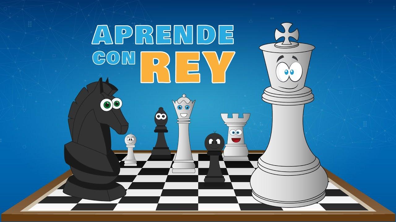 Aprende Con Rey Ajedrez Para Niños Youtube
