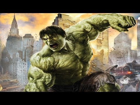 ► The Incredible Hulk - The Movie | All Cutscenes (Full Walkthrough HD)