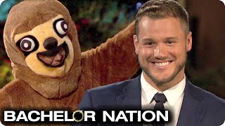 Who Made The Best First Impression On Colton Underwood? | The Bachelor US