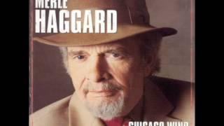 Merle Haggard - White Man Singin